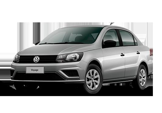 Volkswagen Voyage 2019 1.0