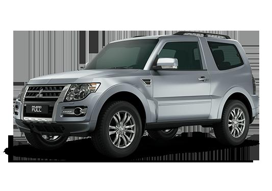 Pajero Full 3D 2019 Diesel
