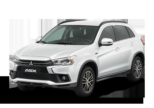 ASX 2.0 AWD CVT FLEX