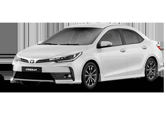 Corolla 2019 XRS