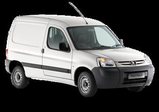 Peugeot Partner 1.6 flex