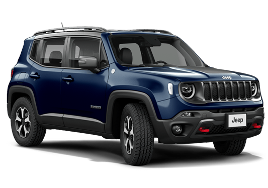 Renegade 2019 Trailhawk AT 2.0 Turbodiesel 4x4