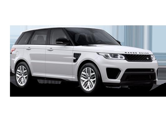 Range Rover Sport 2018 SVR 5.0 V8