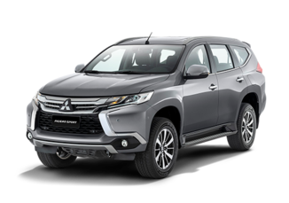 PAJERO SPORT HPE - A NEW LEGEND.