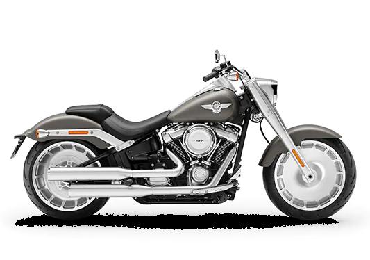Harley Davidson Fat Boy 2019 107