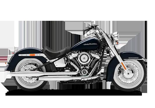 Harley Davidson Deluxe 2019