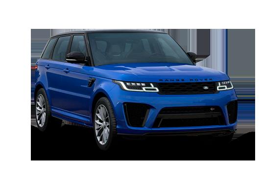 Range Rover Sport 2019 SVR