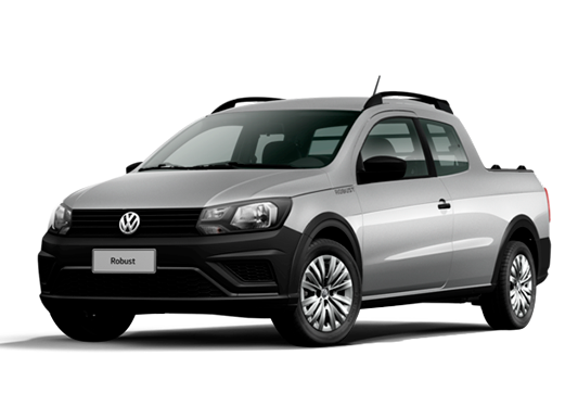 Volkswagen Saveiro 2019 Robust CD
