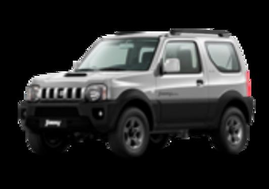 Jimny 2019 4ALL 4X4 MT (PCD)