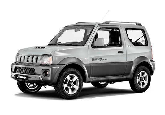 Jimny 2019 4WORK 4X4 MT (PCD)