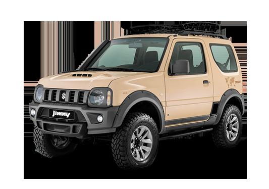 Jimny 2019 DESERT 4X4 MT (PCD)