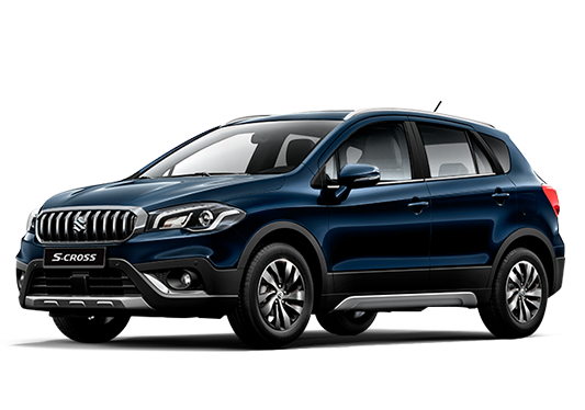 S-Cross 2019 4STYLE ALLGRIP AT