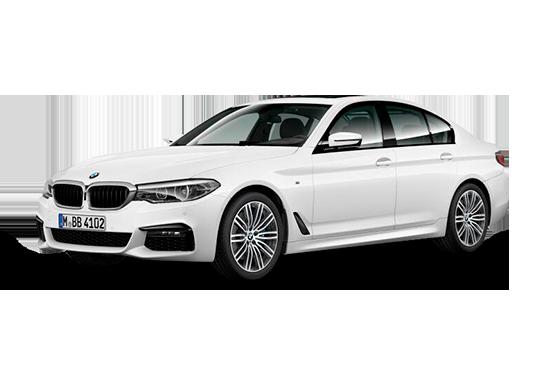 BMW Série 5 Sedã 2019 530i M Sport c/ Rodas Aro 19'