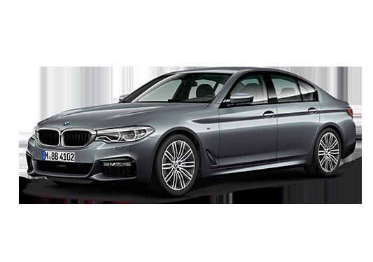 BMW Série 5 Sedã 2019 540i M Sport c/ Entretenimento Traseiro