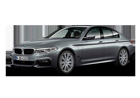 Série 5 Sedã 2019 540i M Sport c/ Entretenimento Traseiro e Rodas BMW Individual Aro 20'