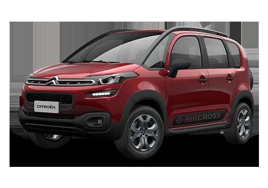 Aircross  1.6 Auto Shine