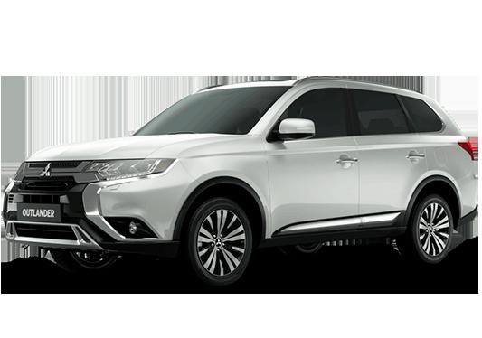 Mitsubishi Outlander (2019) 2.2L Diesel HPE-S