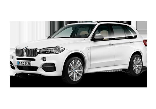 Novo BMW X5 M50d