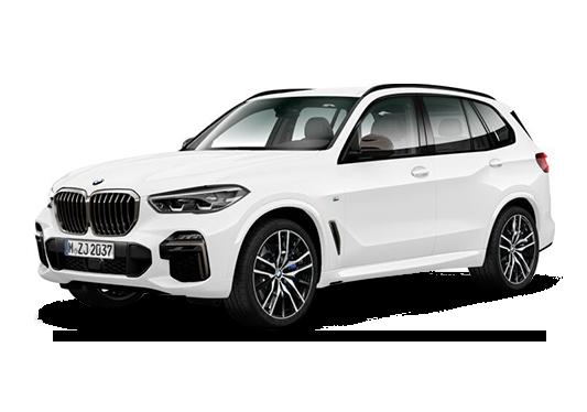 BMW X5 2019 M50d