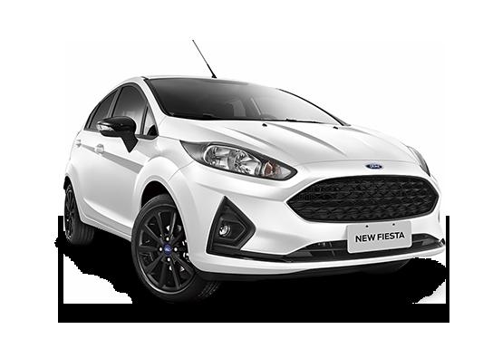 New Fiesta 2019 SE Style 1.6
