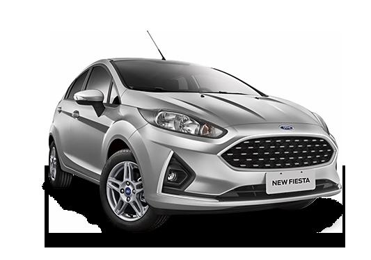 New Fiesta 2019 SEL 1.6