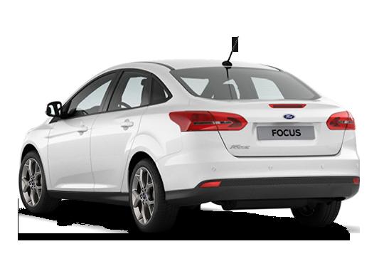 Focus Fastback 2019 SE 2.0 AT com SYNC®3