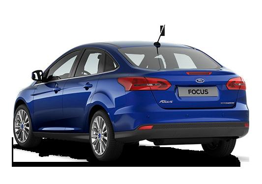 Focus Fastback 2019 Titanium Plus 2.0 AT