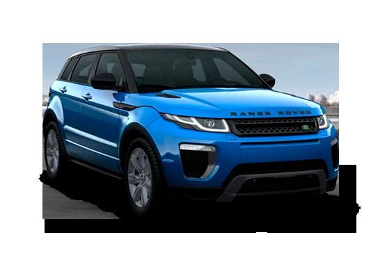 Range Rover Evoque 2019 Landmark Edition