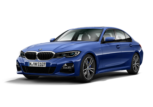 Novo BMW Série 3 Sedã 330i M Sport