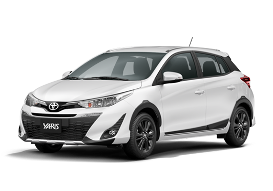 Yaris Hatch 2019 X Way