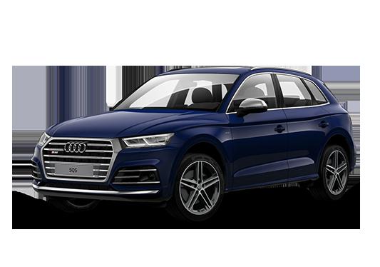 Audi SQ5 2018 3.0 TFSI