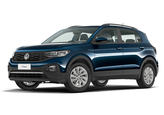 Volkswagen T-Cross 200 TSI MT