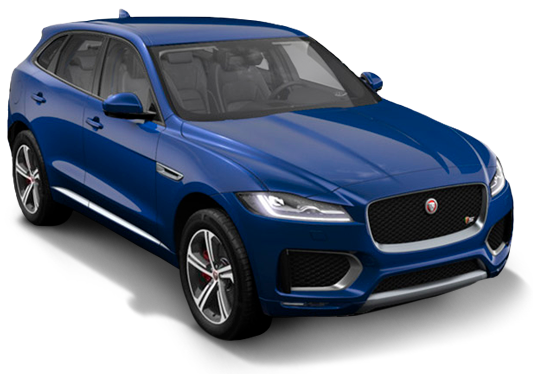 F-Pace 2019 S