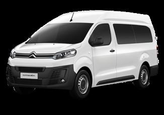 Jumpy Minibus 2020