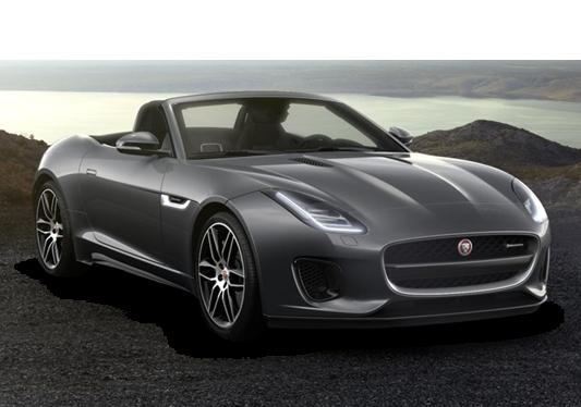 Jaguar F-Type Conversível 2020 R-Dynamic 300CV