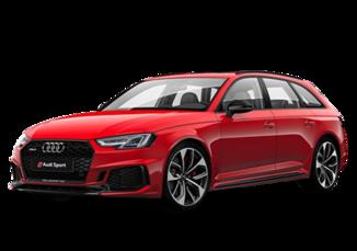 RS 4 Avant 2019