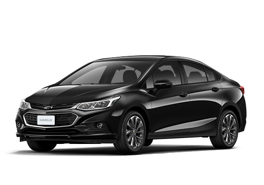 Cruze 2019 Black Bow Tie Turbo