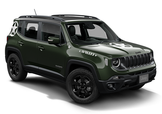 Jeep Renegade 2019 Willys AT 2.0 Turbodiesel 4x4