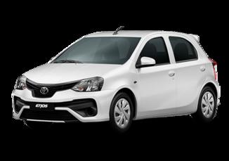 Etios Hatch 2020