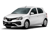 Etios Hatch X Man