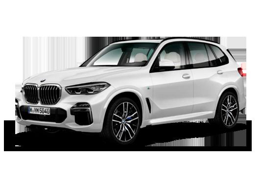 BMW X5 2019 xDrive30d M Sport xOffroad