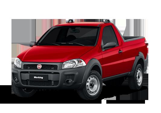 Fiat Strada 2020 Working 1.4