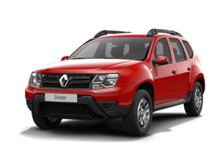 DUSTER EXPRESSION 1.6 / PACK RODA