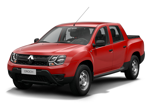 Duster Oroch (2020) Express 1.6