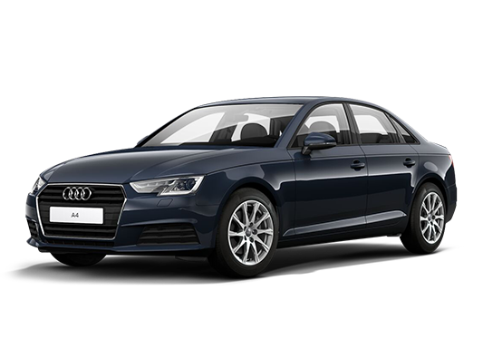 Audi A4 Sedan Attraction