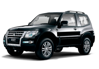 PAJERO HPE 3.2 D 3P 4X4 AT-S ( 65% DO CREDITO)