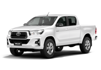 Hilux Cabine Dupla 2020
