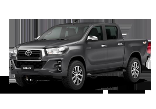 Hilux Cabine Dupla (2020) SRV 4x4 Aut Diesel