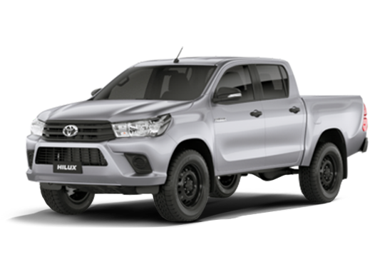 Hilux Cabine Dupla 2020 STD Power Pack 4x4 Man Diesel
