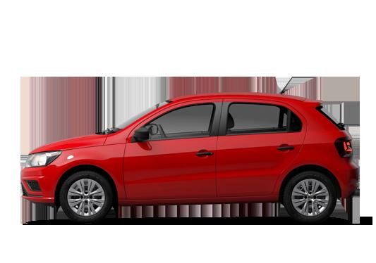 Volkswagen Gol 2020 1.6 Automático